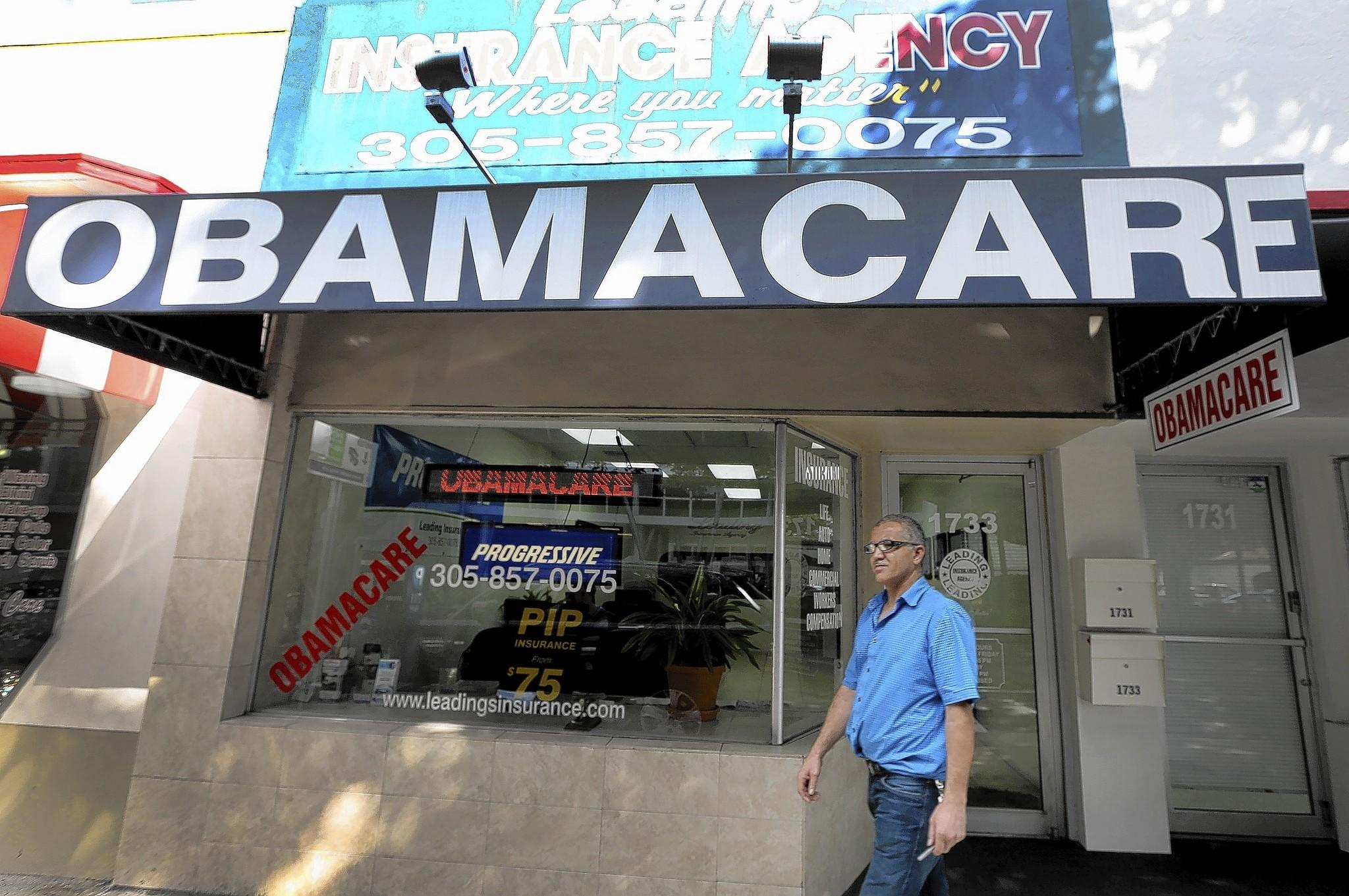 Senior Obama administration officials said they believe about 1.5 million consumers are covered under plans that don't meet standards set by the president's new health law.