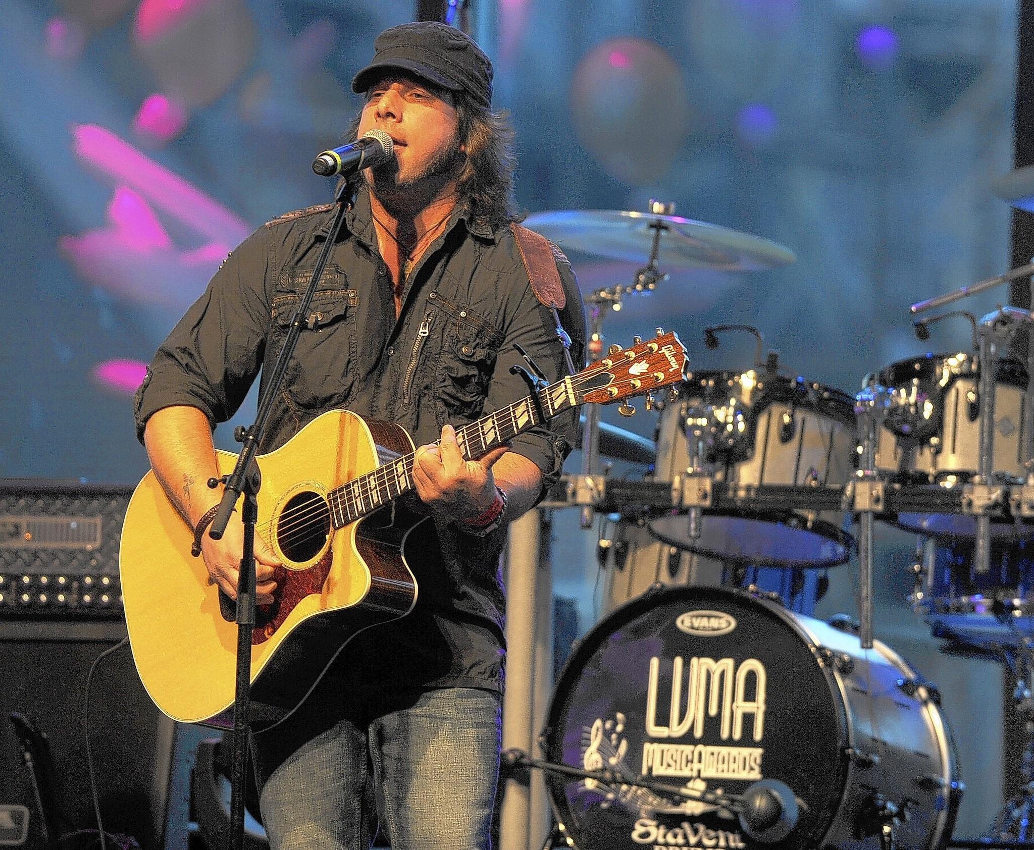 Country singer Scott Marshall was a big winner at the Lehigh Valley Music Awards in 2011.