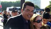 George Lopez makes appearance at EXTRA after his drunk incident in Canada