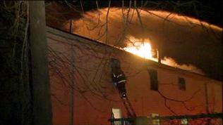 4 unaccounted for in Jersey City fire