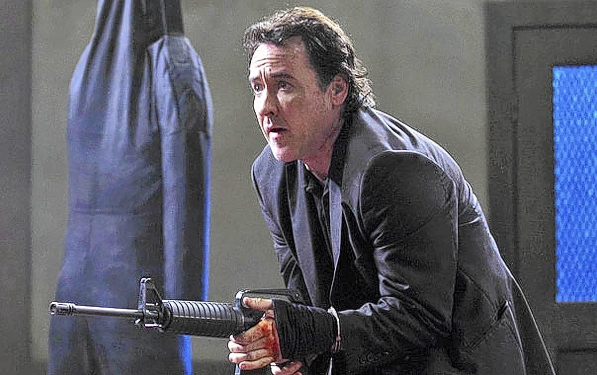 """John Cusack in """"The Bag Man."""""""