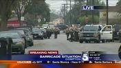 Deputies Involved in Standoff in Compton