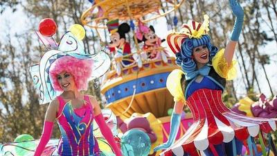 Don't miss: Festival of Fantasy parade debut at Disney