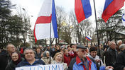 Crimea Sets Referendum on Whether to Join Russia