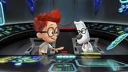 REVIEW: 'Mr. Peabody & Sherman' ★&#9733