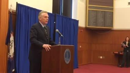 Governor McAuliffe on Medicaid