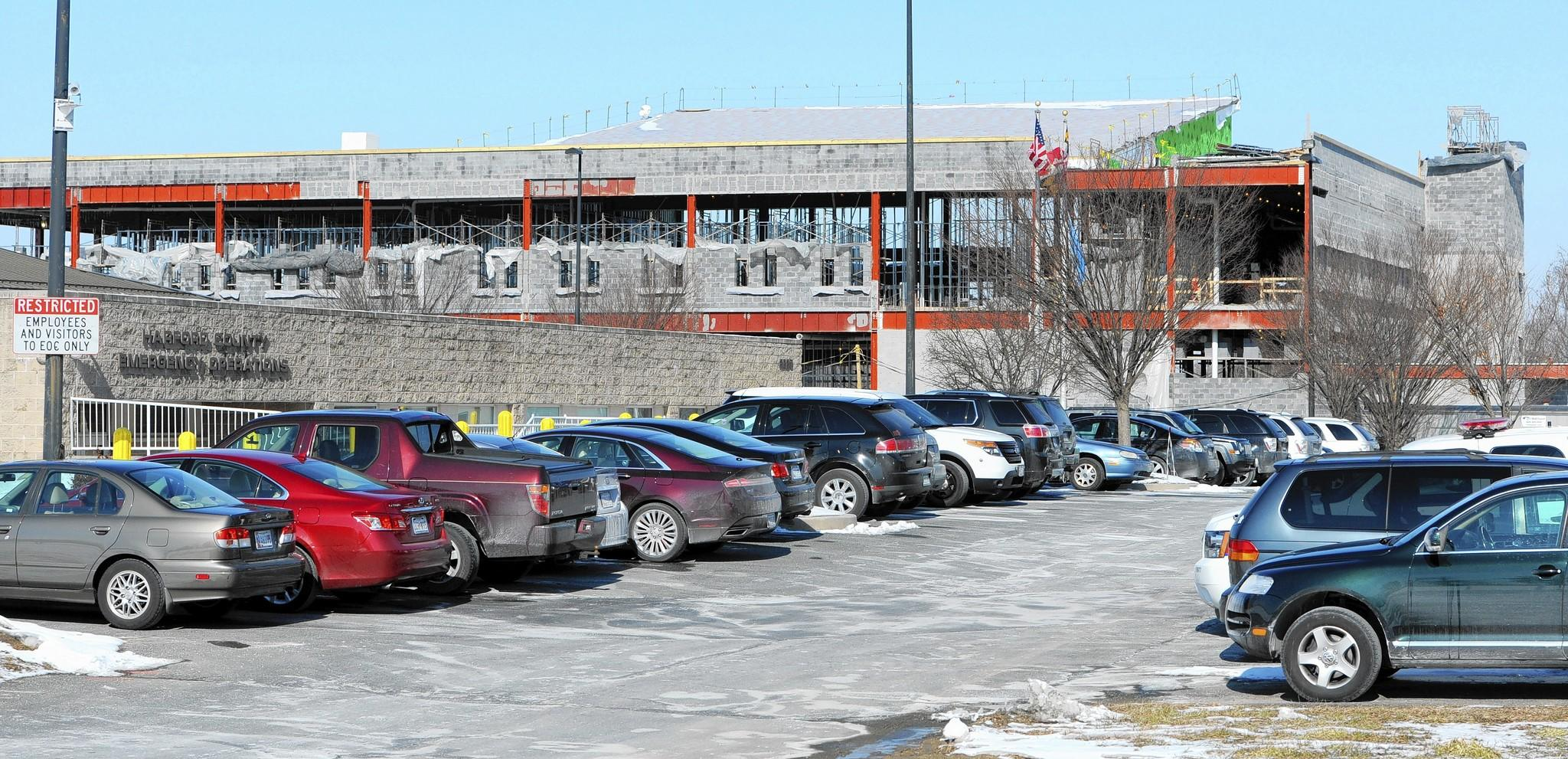 Bonds will be sold March 11 to be used in part for the ongoing construction of a new Harford County Emergency Operations Center. The county learned this week it had received the highest ratings possible for the $40 million sale on March 11.