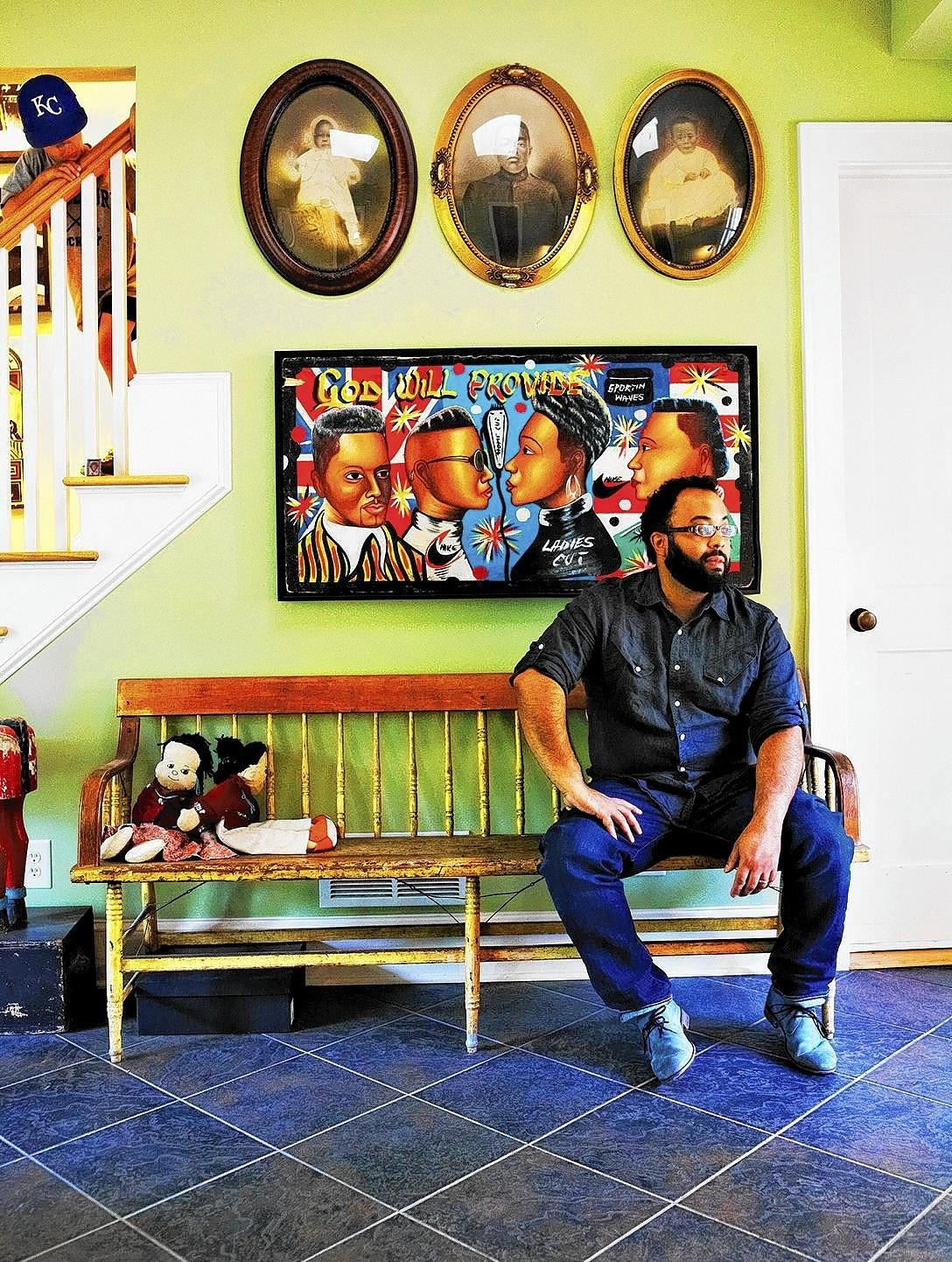 Kevin Young will appear at a Printers Row event March 13.