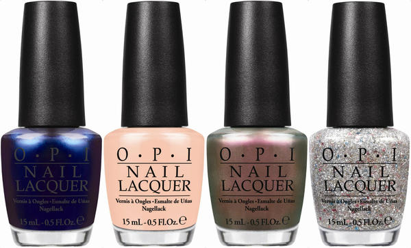 "The eight colors in OPI's ""Muppets Most Wanted"" collection ($9 each) include, from left, Miss Piggy's Big Number, Chillin' Like a Villain, Kermit Me to Speak and Muppets World Tour."