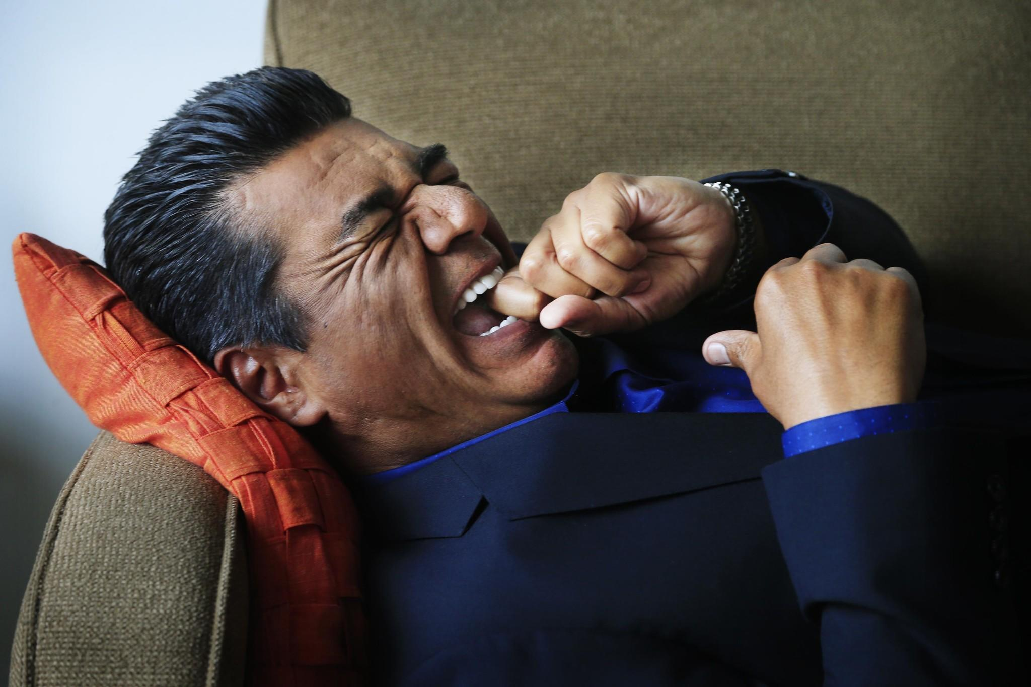"""Comedian George Lopez stars in a new series """"Saint George."""""""