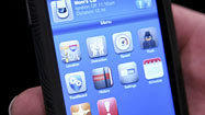 Smart phones can be a costly travel companion