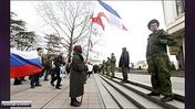 Obama Says Crimea Separation Vote Would Break Law (Wochit)