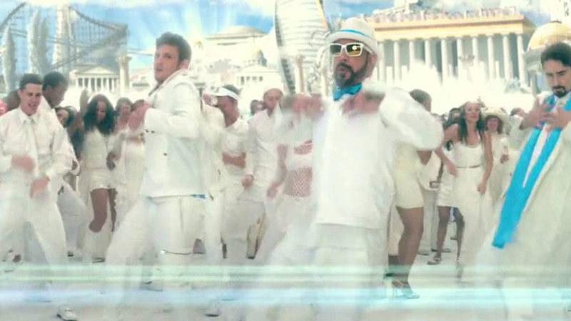 Backstreet Boys, Jay Baruchel, Seth Rogen and Craig Robinson: This is