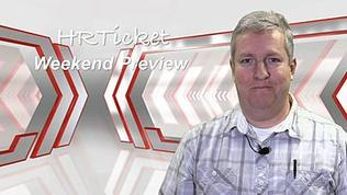 Sam McDonald HRTicket Weekend Preview