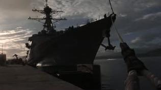 USS Truxton Deploys to the Black Sea