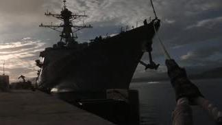 Video: USS Truxton deploys to the Black Sea