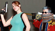 Cosplay at Otronicon
