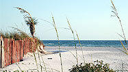Florida Beach Guide Pictures: Longboat Key, Lido Key and St. Armands Key