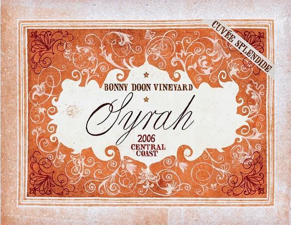 Bonny Doon Syrah