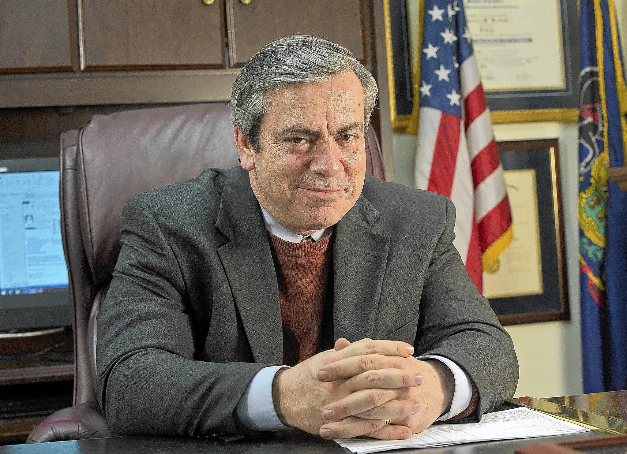 State Sen. Pat Browne in 2009 drafted legislation to unlock millions of dollars in development potential for downtown Allentown, planting the seeds for the city's rebirth.