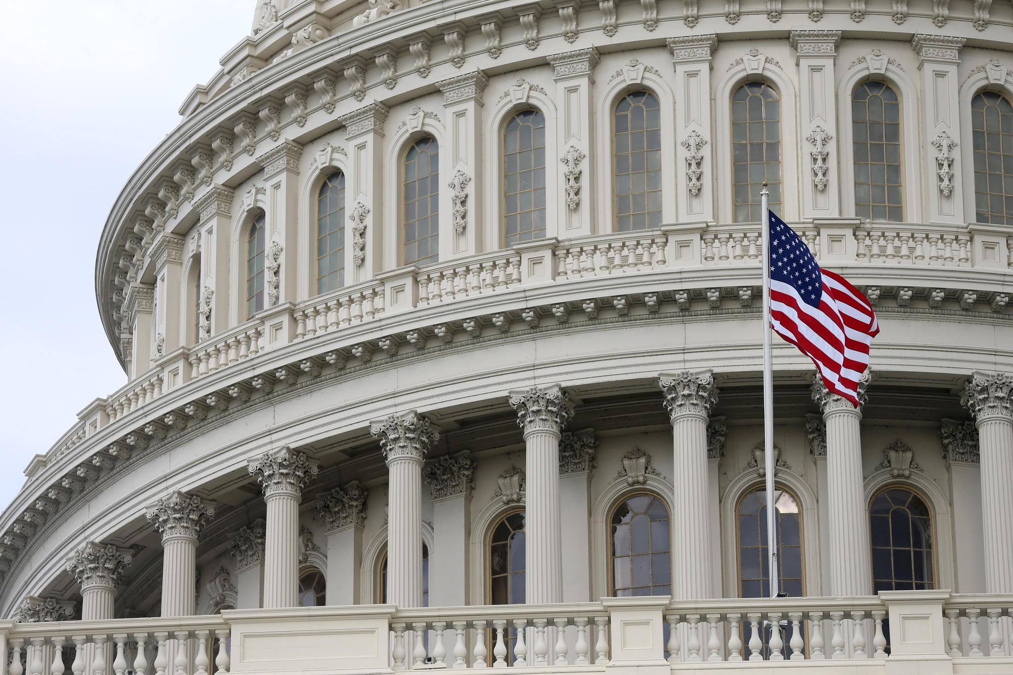 The U.S. Capitol on Aug. 13, 2013 in Washington.