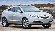 Acura ZDX loaded with luxury