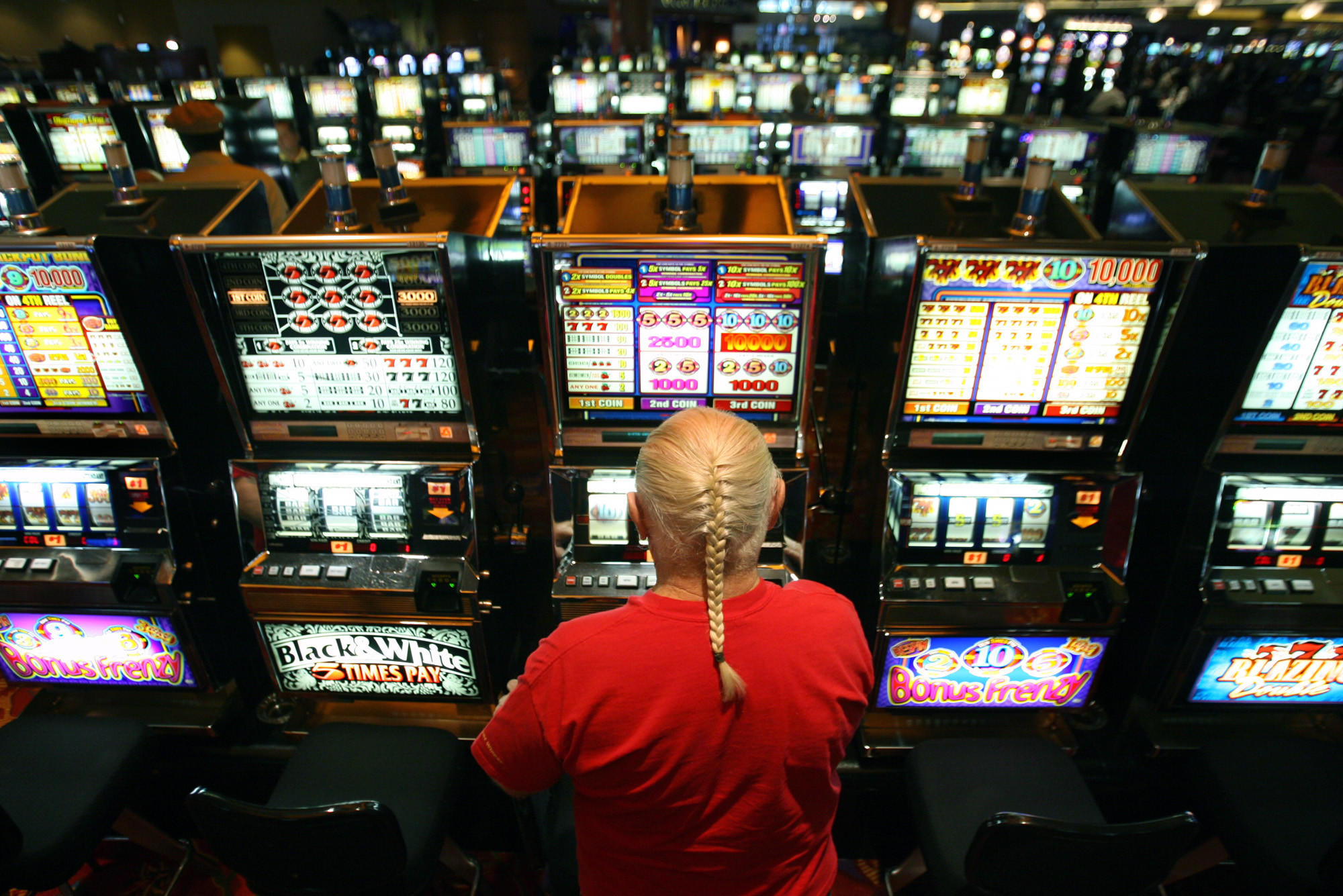 casino with slot machines in los angeles