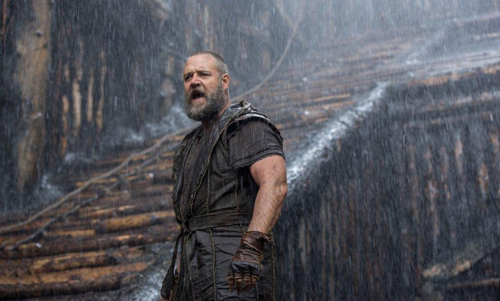 Oscar-winner Russell Crowe portrays Noah in a film of the Old Testament flood tale that has some religious believers fretting over its adherence to the Genesis story.