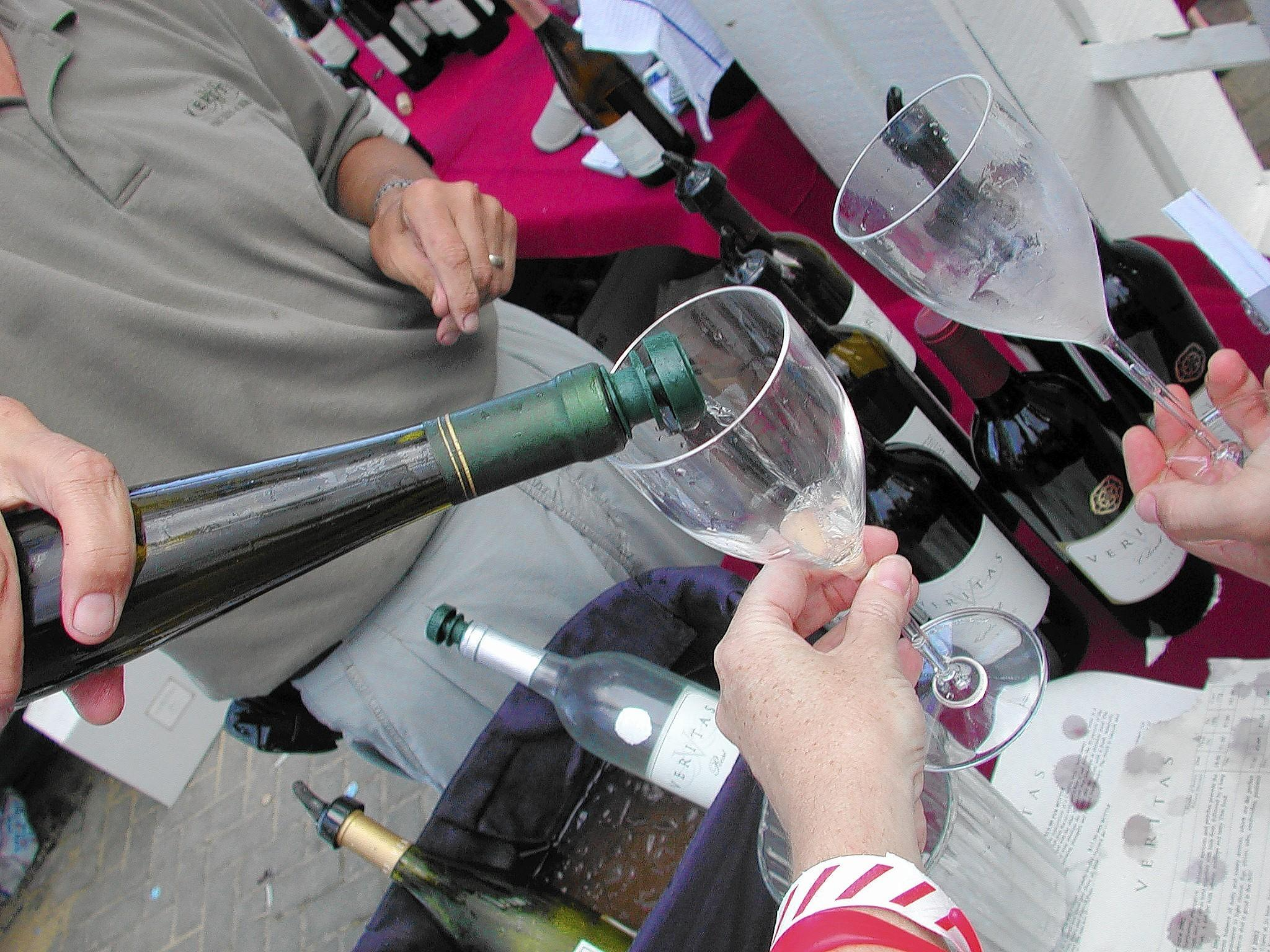 Wine festivals are a rite of spring in Hampton Roads