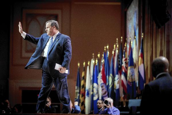 Chris Christie at CPAC
