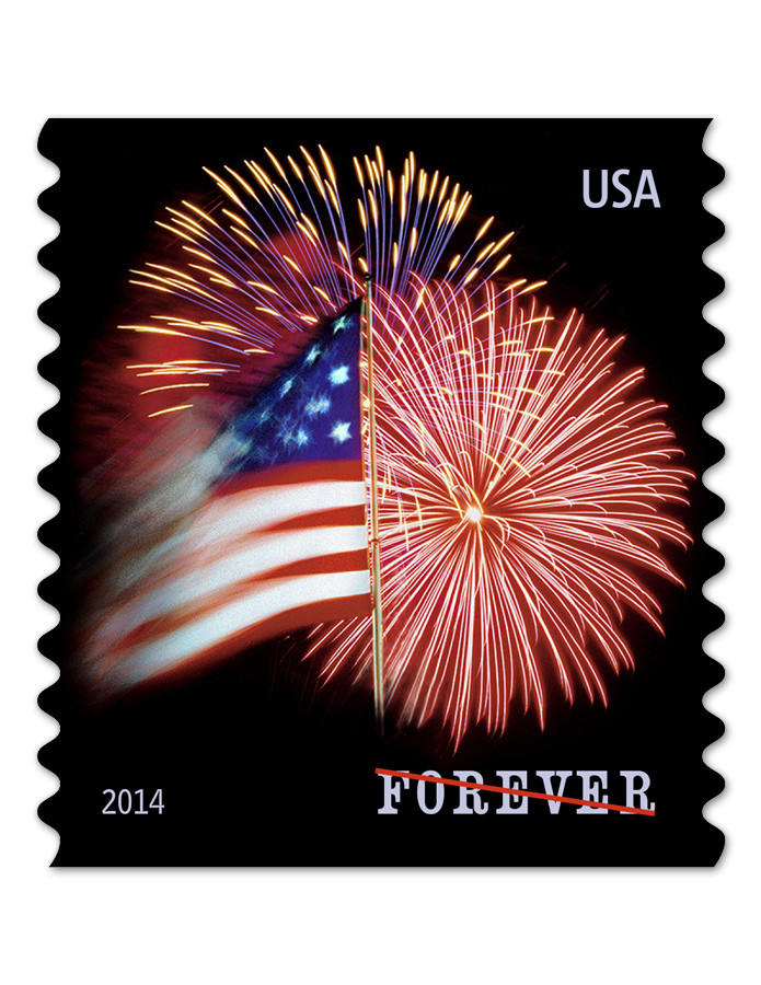 'Star-Spangled Banner' Forever stamp