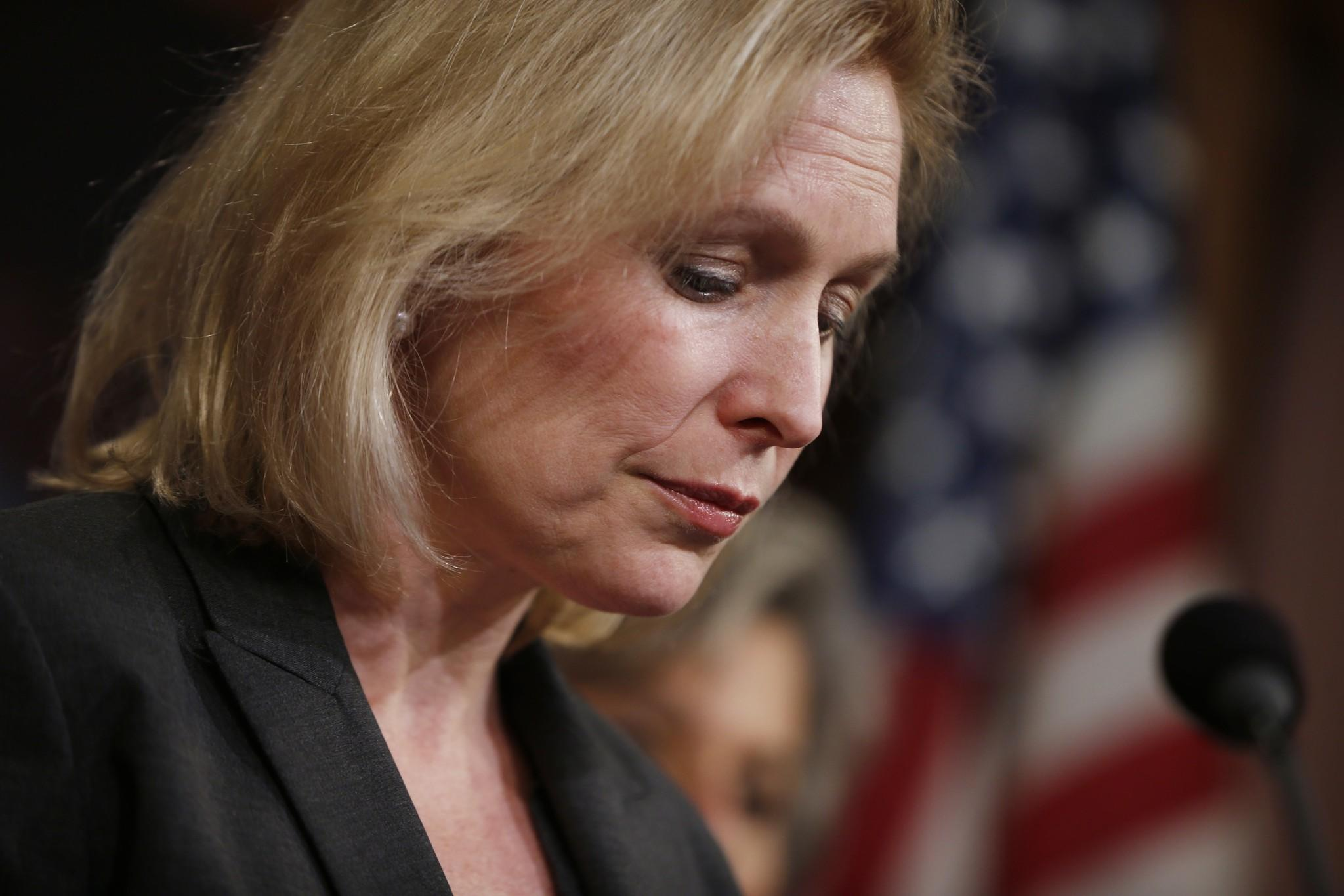 A bill seeking to stem the rise of sexual assaults in the military died Thursday after senators from both parties voted it down. Sen. Kirsten Gillibrand (D-N.Y.) pushed the issue to prominence during this congressional session.
