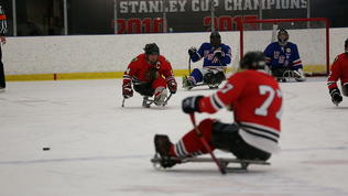 Paralympic sled hockey: Only the strong need apply