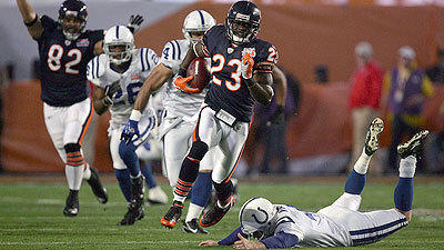 Hester was the greatest returner, and the last