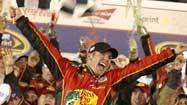 Pictures: 2010 Daytona 500 -- the race