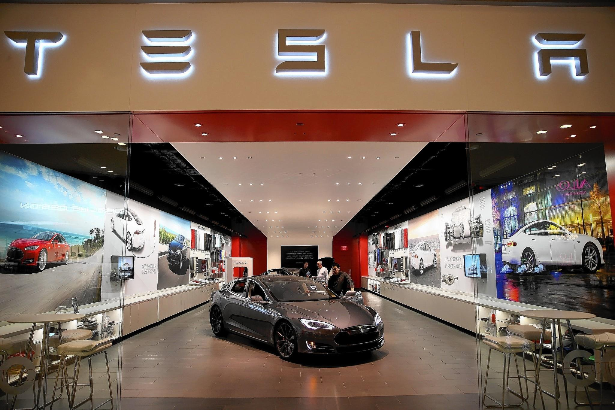 California positively s a negative from Tesla on battery factory