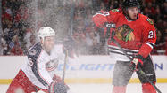 Photos: Blackhawks 6, Blue Jackets 1