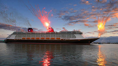 Disney Fantasy Pictures Images Of The Newest Disney Cruise Line - Fantasy cruise ship pictures