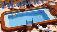 Florida Cruise Guide: Cunard Queen Elizabeth pictures