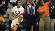 Poly girls complete City sweep with 54-51 sectional win