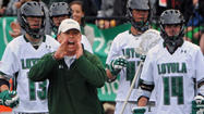 Loyola men's lacrosse coach Charley Toomey anticipating talented, not ticked-off, Duke team