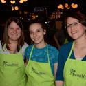 Paint Nite at Leinenkugel's Beer Garden