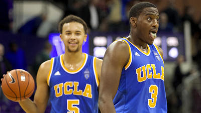UCLA's Jordan Adams does his part in victory over Washington