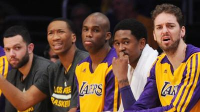 Lakers lose not just a game but their dignity in rout by Clippers