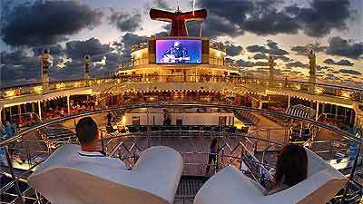 Florida Cruise Guide Carnival Glory Back In Miami After