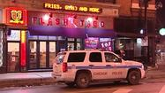 Woman stabbed during fight outside Wicker Park club