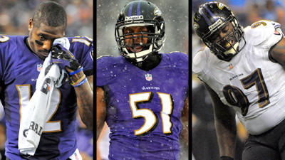 A look at the Ravens free agents set to hit the open market at …