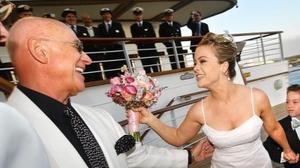 Cruising into matrimony
