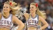 Pictures: NCAA Cheerleaders