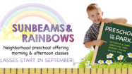 Searching for the Perfect Preschool Experience?